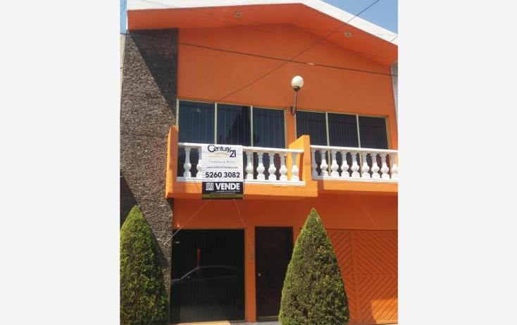 Foto de casa en venta en  nonumber, villa de aragón, gustavo a. madero, distrito federal, 1731354 No. 01