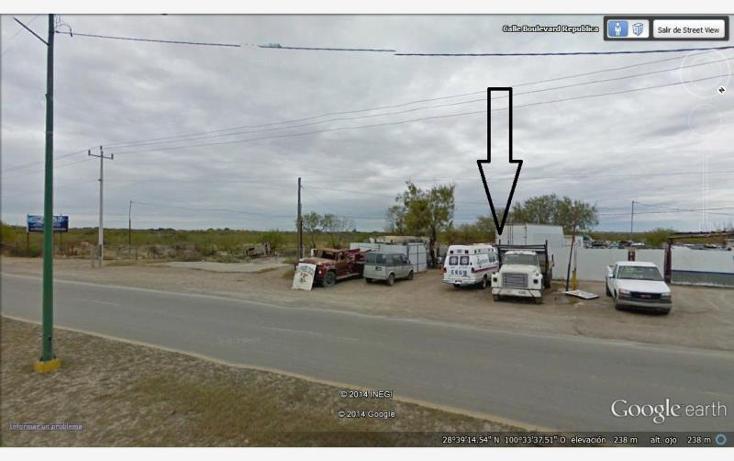 Foto de terreno comercial en venta en  nonumber, villa de fuente, piedras negras, coahuila de zaragoza, 1399307 No. 01