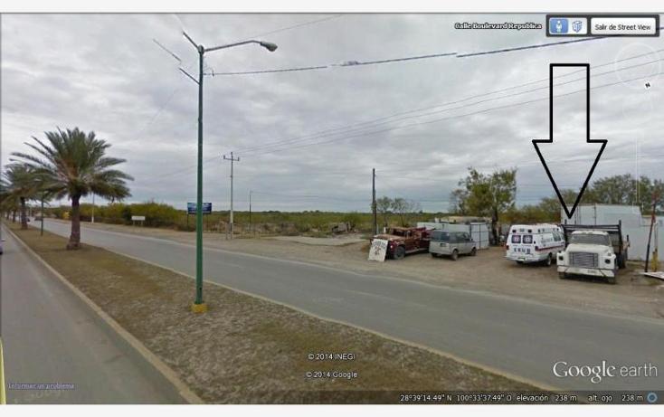 Foto de terreno comercial en venta en  nonumber, villa de fuente, piedras negras, coahuila de zaragoza, 1399307 No. 02