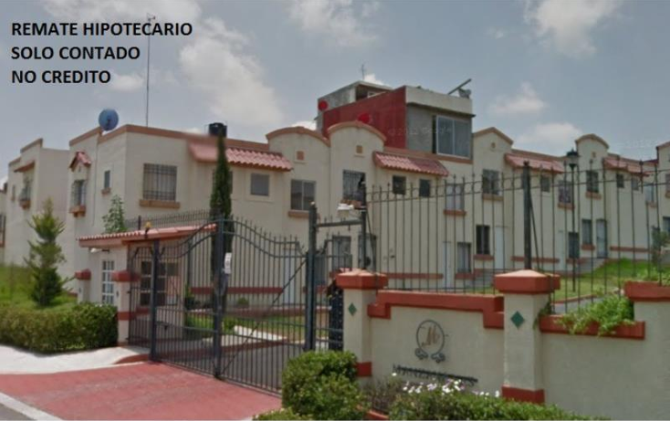 Foto de casa en venta en  nonumber, villa del real, tecámac, méxico, 1450849 No. 02