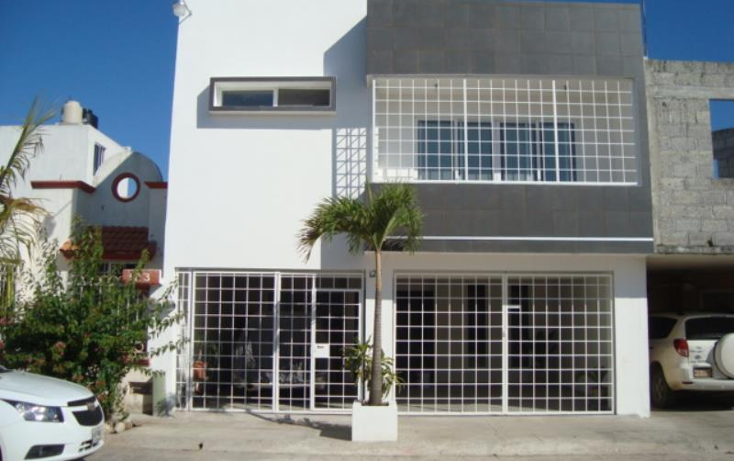Foto de casa en venta en  nonumber, villa floresta, centro, tabasco, 1671904 No. 01