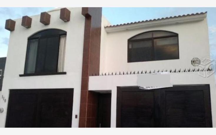 Foto de casa en venta en  nonumber, villa magna, san luis potosí, san luis potosí, 1806434 No. 01