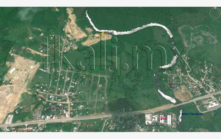 Foto de terreno habitacional en venta en  nonumber, villa rosita, tuxpan, veracruz de ignacio de la llave, 579394 No. 08