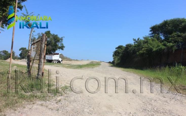 Foto de terreno habitacional en venta en  nonumber, villa rosita, tuxpan, veracruz de ignacio de la llave, 899349 No. 01
