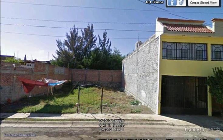 Foto de terreno habitacional en venta en  nonumber, villas del magisterio, zamora, michoacán de ocampo, 416344 No. 02