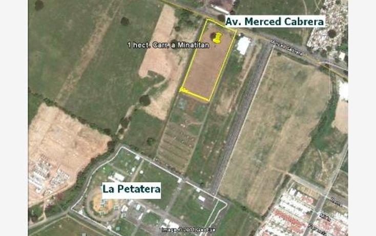 Foto de terreno habitacional en renta en  nonumber, villas providencia, villa de álvarez, colima, 727417 No. 01