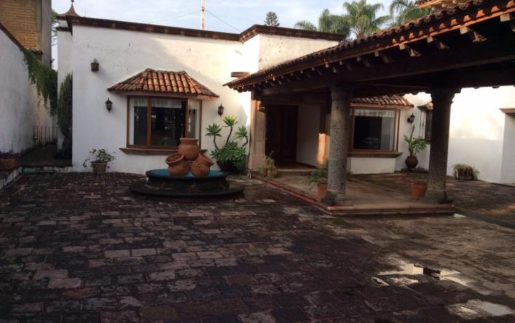 Foto de casa en venta en  nonumber, vista hermosa, cuernavaca, morelos, 1372715 No. 01