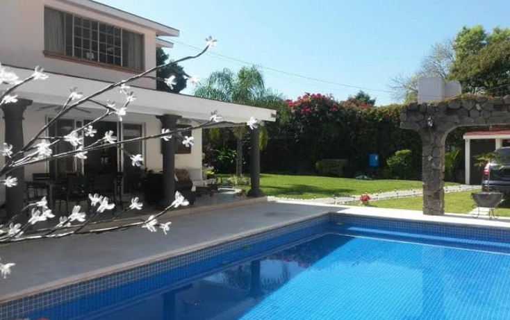 Foto de casa en venta en  nonumber, vista hermosa, cuernavaca, morelos, 1401793 No. 01