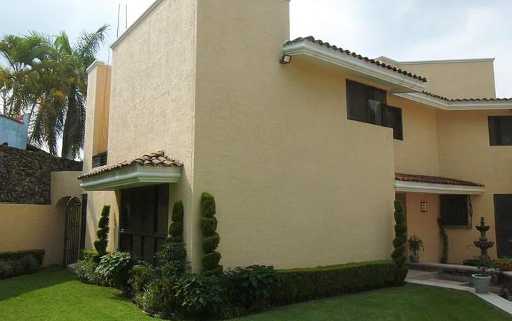 Foto de casa en renta en  nonumber, vista hermosa, cuernavaca, morelos, 1536156 No. 01