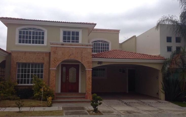 Foto de casa en venta en  nonumber, vista real, san andr?s cholula, puebla, 1761054 No. 01