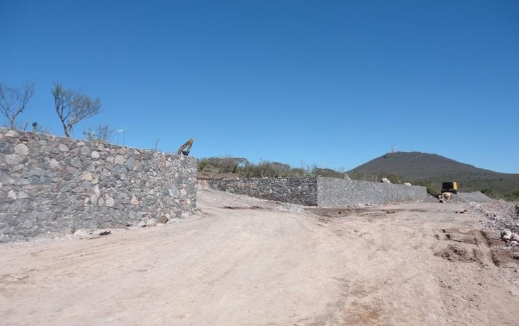 Foto de terreno habitacional en venta en  nonumber, vista real y country club, corregidora, querétaro, 1455599 No. 01