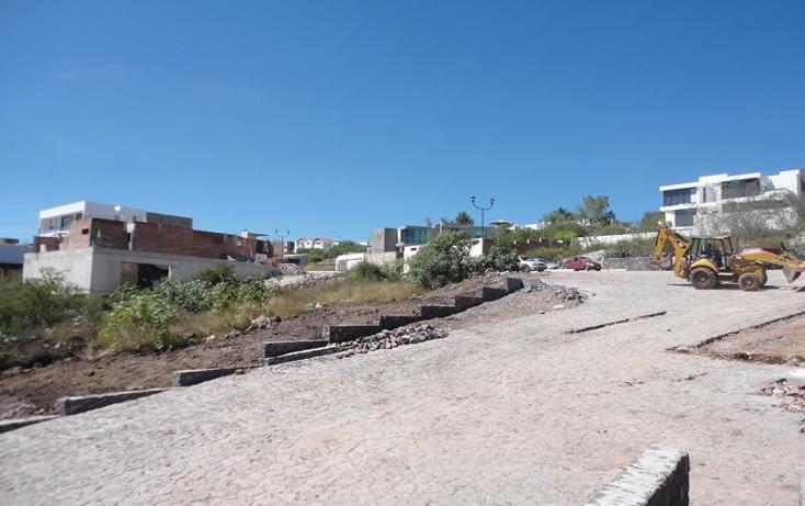 Foto de terreno habitacional en venta en  nonumber, vista real y country club, corregidora, querétaro, 1455599 No. 03