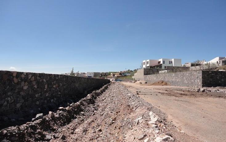 Foto de terreno habitacional en venta en  nonumber, vista real y country club, corregidora, querétaro, 1455599 No. 06