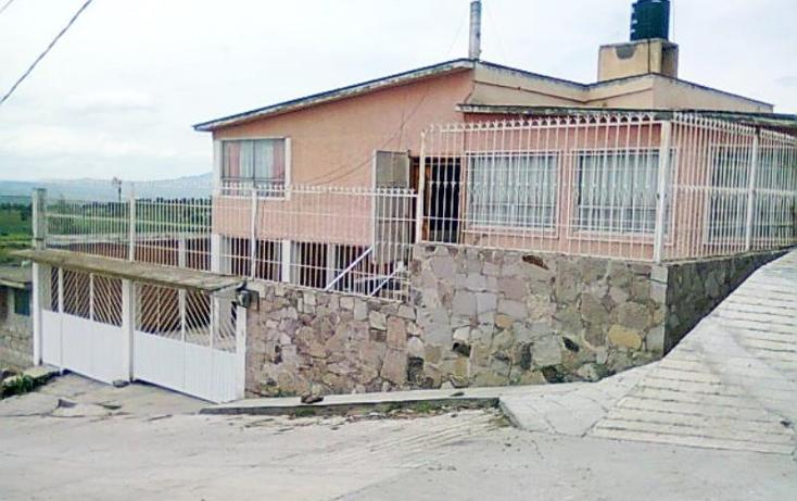 Foto de casa en venta en  nonumber, xala, axapusco, m?xico, 370382 No. 01