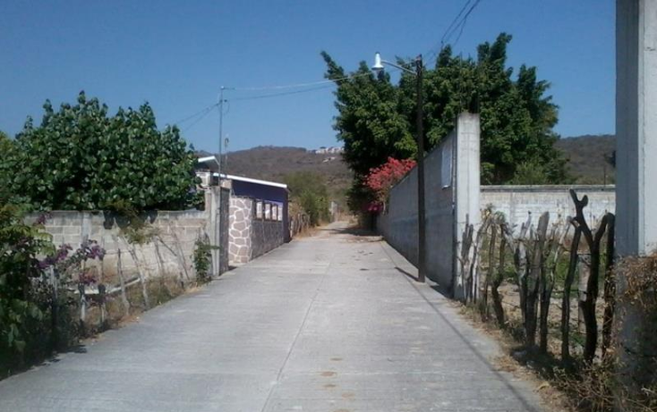 Foto de terreno habitacional en venta en  nonumber, xochicalco, miacatl?n, morelos, 375076 No. 09
