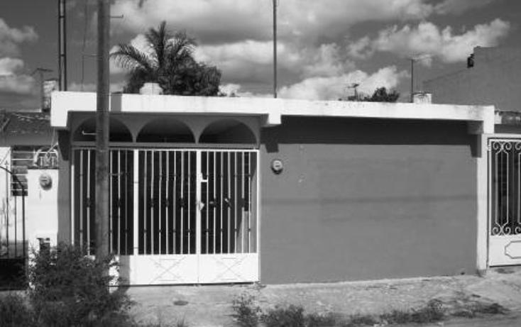 Foto de casa en venta en  , nora quintana, mérida, yucatán, 1626692 No. 01