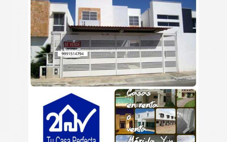 Foto de casa en venta en, nora quintana, mérida, yucatán, 1901738 no 01