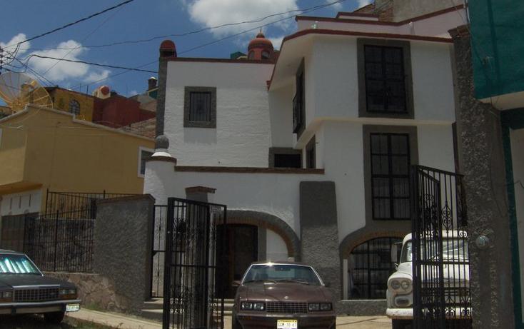 Foto de casa en renta en  , noria alta, guanajuato, guanajuato, 448323 No. 01