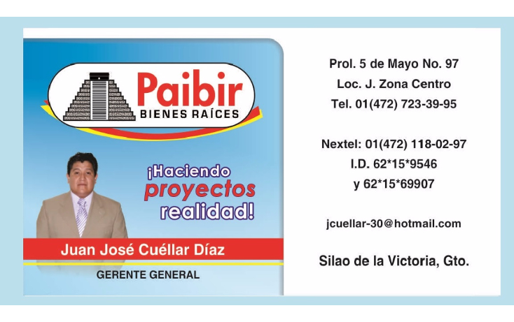 Foto de casa en venta en  , noria de sopeña, silao, guanajuato, 1263633 No. 03
