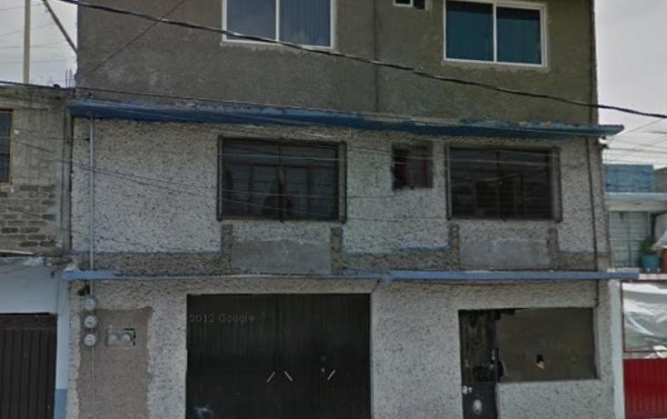Foto de casa en venta en norte 1 , maravillas, nezahualcóyotl, méxico, 1597198 No. 01