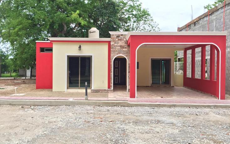 Foto de casa en venta en  , norte 2a secc, comalcalco, tabasco, 1203665 No. 02