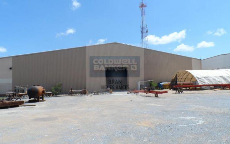 Foto de bodega en renta en norte 4, entre lauro villar y oriente 2, zona industrial, matamoros, tamaulipas, 1329587 no 01