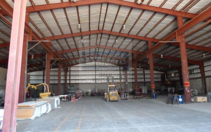 Foto de bodega en renta en norte 4, entre lauro villar y oriente 2, zona industrial, matamoros, tamaulipas, 1329587 no 02