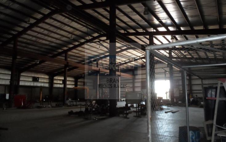 Foto de nave industrial en renta en  , zona industrial, matamoros, tamaulipas, 1329587 No. 05