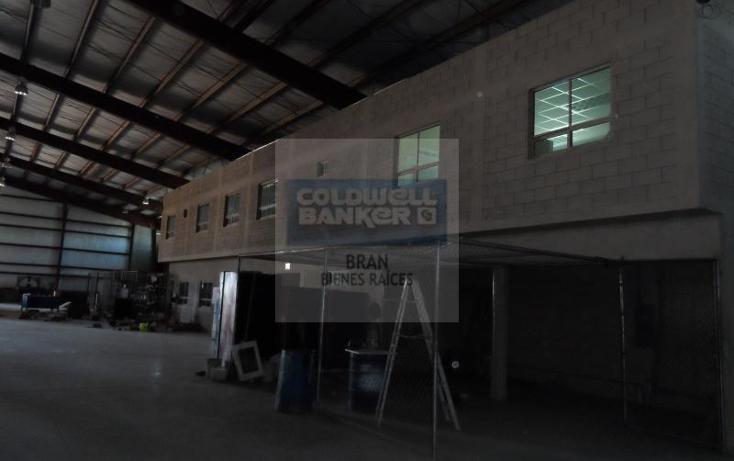 Foto de nave industrial en renta en  , zona industrial, matamoros, tamaulipas, 1329587 No. 06