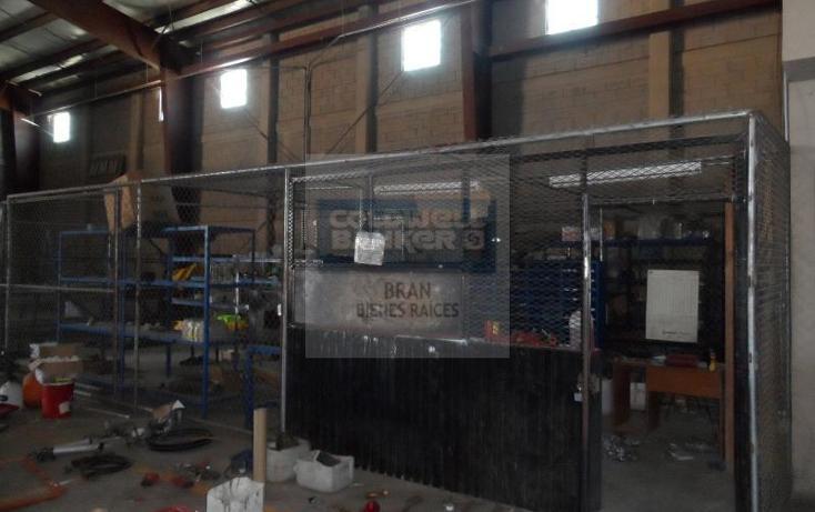Foto de nave industrial en renta en  , zona industrial, matamoros, tamaulipas, 1329587 No. 07