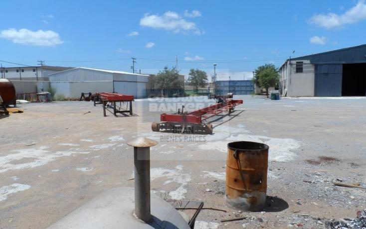 Foto de nave industrial en renta en  , zona industrial, matamoros, tamaulipas, 1329587 No. 11