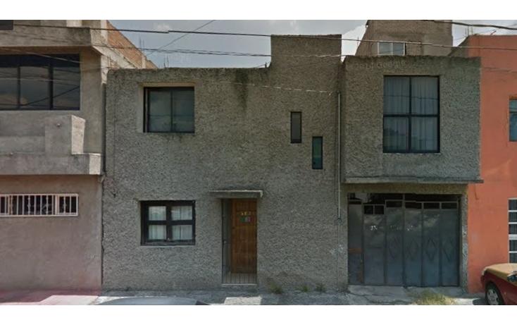 Foto de casa en venta en  , gertrudis sánchez 2a sección, gustavo a. madero, distrito federal, 1874388 No. 01