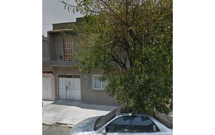 Foto de casa en venta en norte , mártires de río blanco, gustavo a. madero, distrito federal, 1593717 No. 01