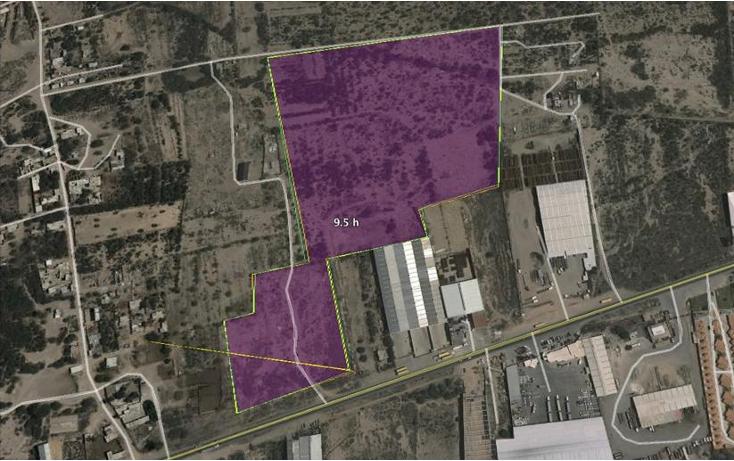 Foto de terreno industrial en venta en  , norte, san luis potosí, san luis potosí, 1266671 No. 01