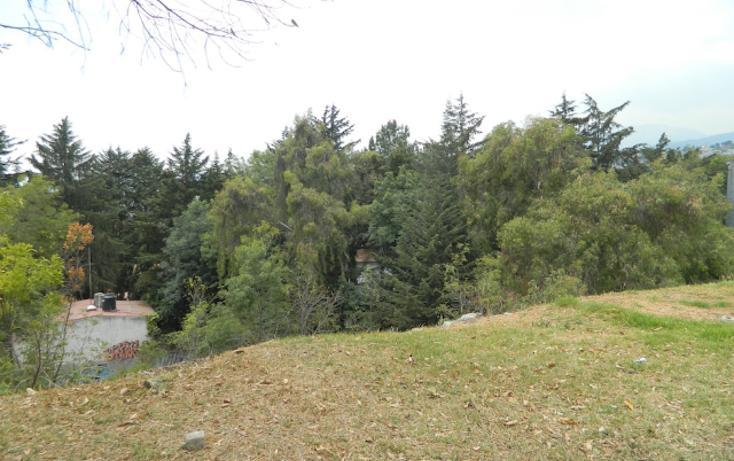 Foto de terreno habitacional en venta en nube , san jerónimo lídice, la magdalena contreras, distrito federal, 328548 No. 01