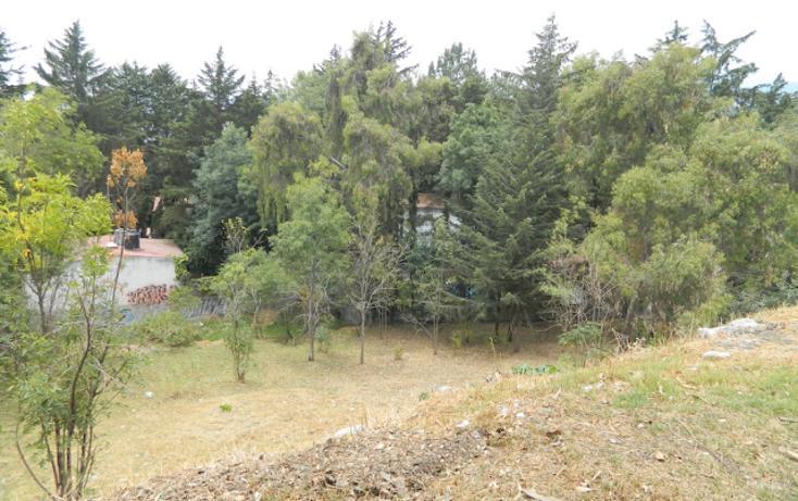 Foto de terreno habitacional en venta en nube , san jerónimo lídice, la magdalena contreras, distrito federal, 328548 No. 02