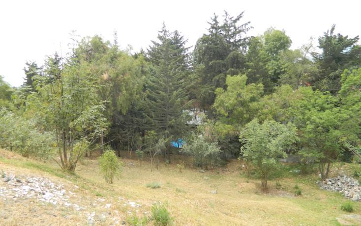 Foto de terreno habitacional en venta en nube , san jerónimo lídice, la magdalena contreras, distrito federal, 328548 No. 04