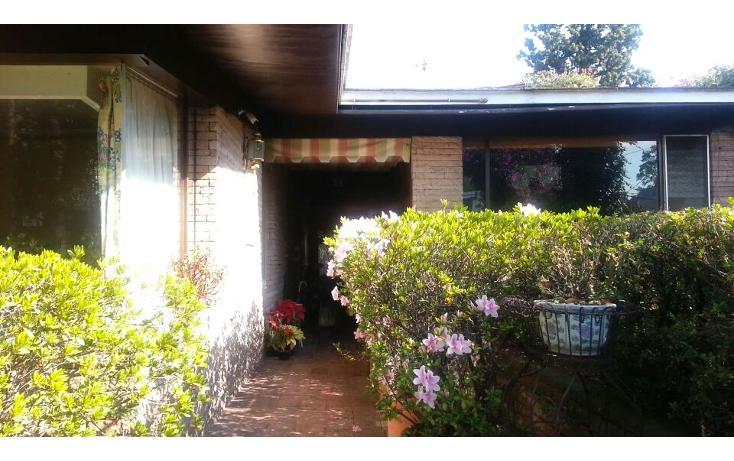 Foto de casa en venta en  , jardines del pedregal, álvaro obregón, distrito federal, 1799666 No. 01