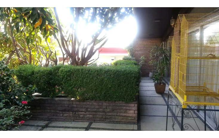 Foto de casa en venta en  , jardines del pedregal, álvaro obregón, distrito federal, 1799666 No. 20