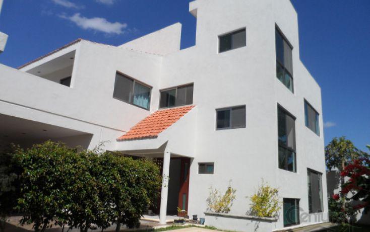 Foto de casa en venta en, núcleo sodzil, mérida, yucatán, 1719302 no 01
