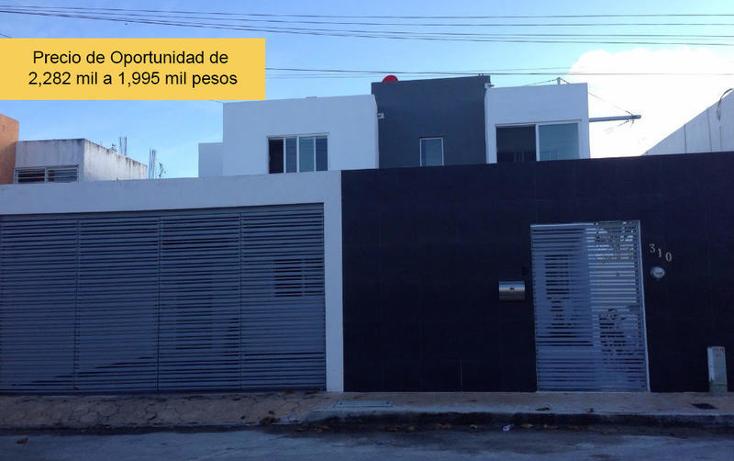 Foto de casa en venta en  , n?cleo sodzil, m?rida, yucat?n, 1860752 No. 01