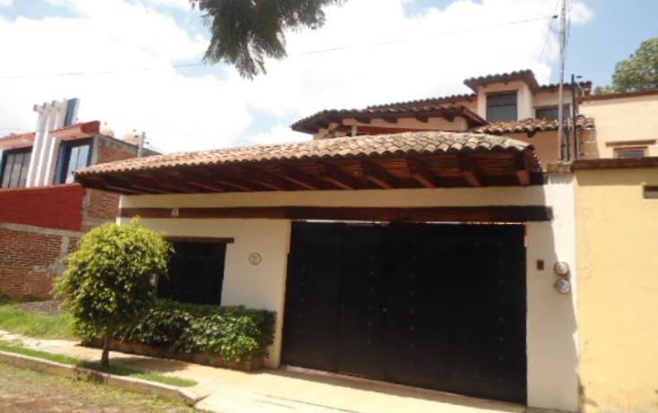 Foto de casa en venta en nueces 1, las americas, p?tzcuaro, michoac?n de ocampo, 1387401 No. 01