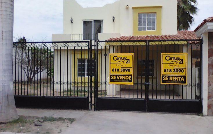 Foto de casa en renta en nuestra señora de loreto 4282, las misiones, ahome, sinaloa, 1908671 no 01