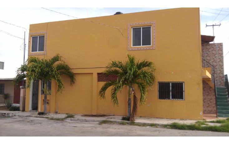 Foto de departamento en venta en  , nueva alem?n, m?rida, yucat?n, 1614148 No. 01