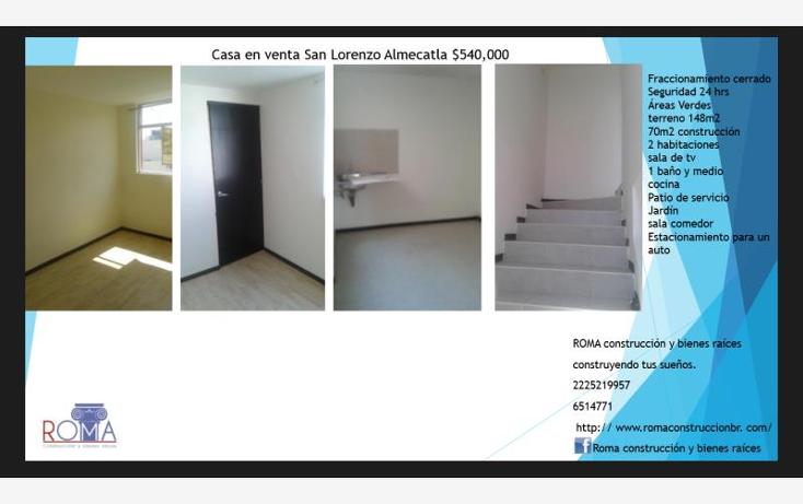 Foto de casa en venta en  , nueva alemania, cuautlancingo, puebla, 1669080 No. 01