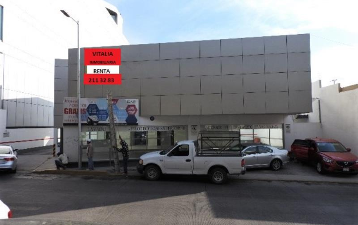 Foto de local en renta en  , nueva antequera, puebla, puebla, 1845904 No. 01