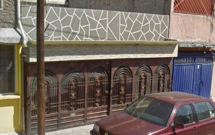 Foto de casa en venta en retorno licenciado alfonso anaya , nueva atzacoalco, gustavo a. madero, distrito federal, 1510125 No. 01