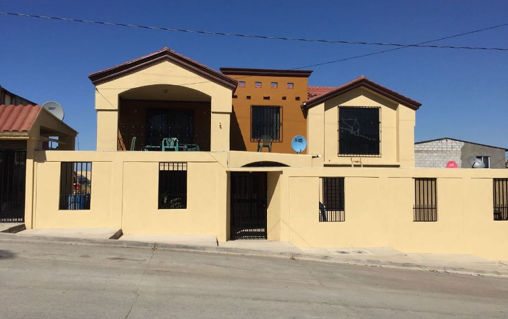 Foto de casa en renta en  , nueva aurora sur, tijuana, baja california, 2494230 No. 01