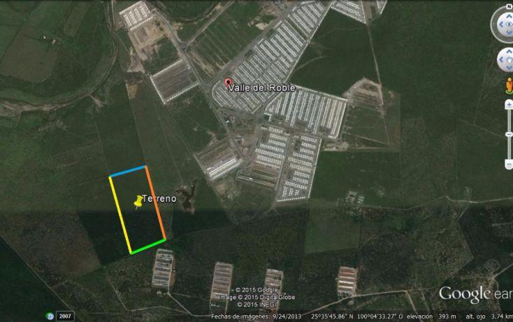 Foto de terreno comercial en venta en, nueva cadereyta, cadereyta jiménez, nuevo león, 1828612 no 02
