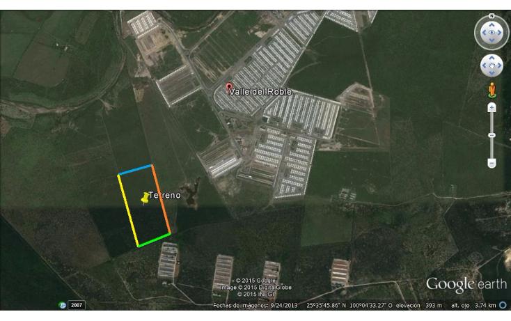 Foto de terreno comercial en venta en  , nueva cadereyta, cadereyta jiménez, nuevo león, 1828612 No. 02